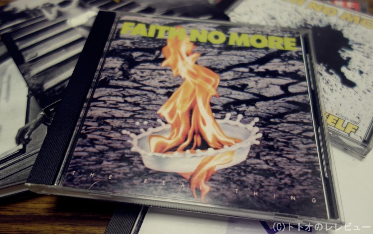 Faith No More アルバム 写真 ブログ用