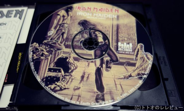 IRON MAIDEN アルバム 写真 2 ブログ用
