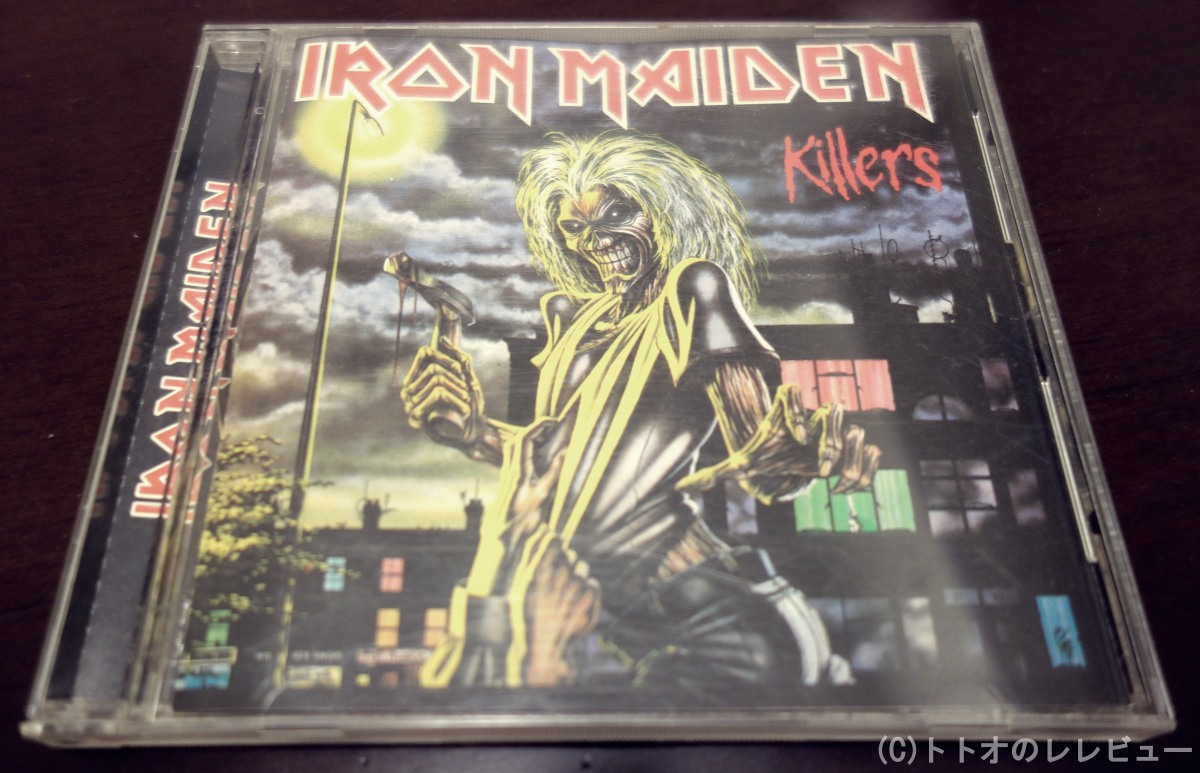 IRON MAIDEN KILLERS 写真 ブログ用