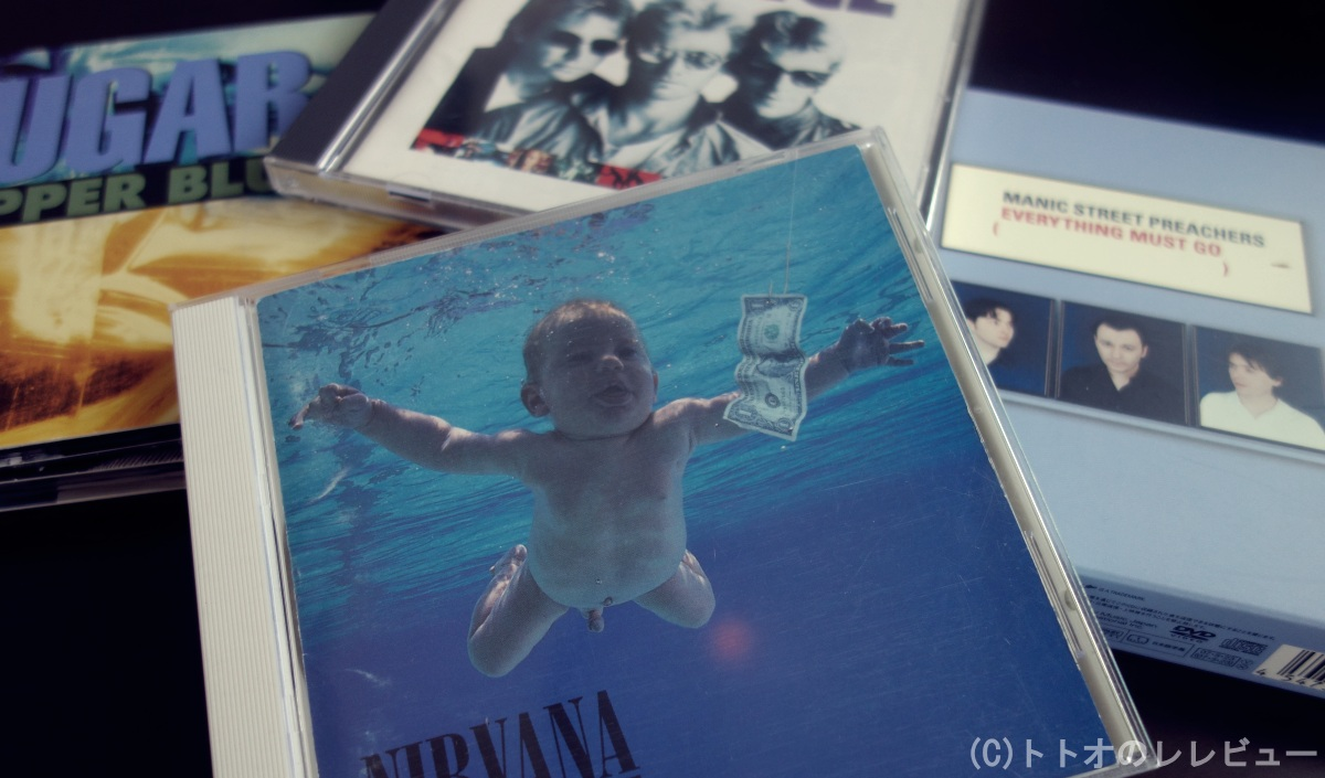 NIRVANA アルバム写真 ブログ用