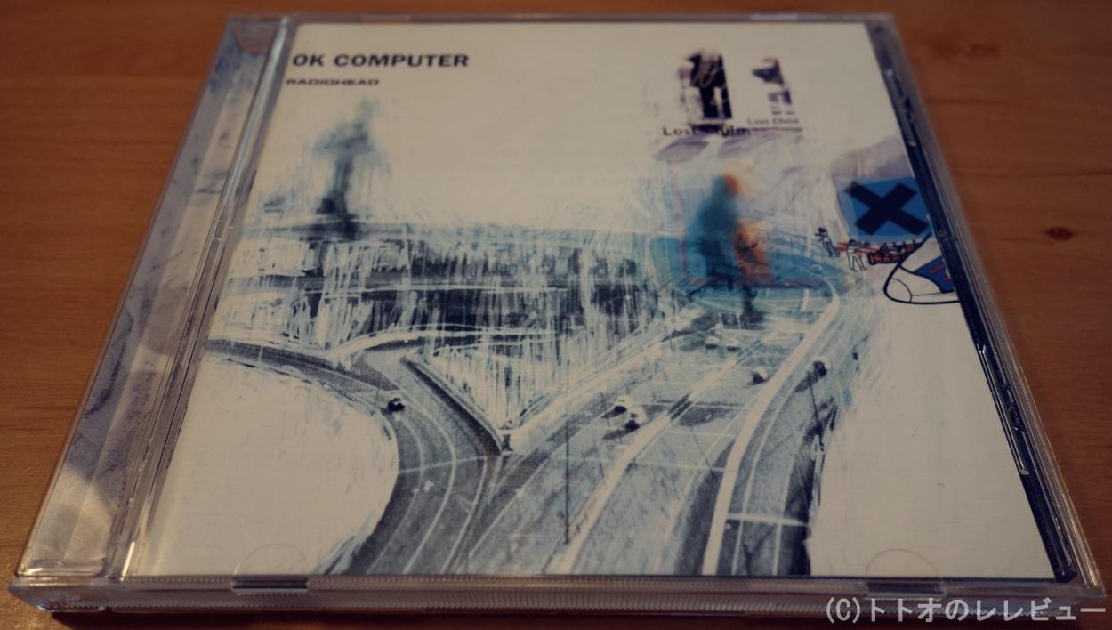 Radiohead OK Computer 写真 ブログ用