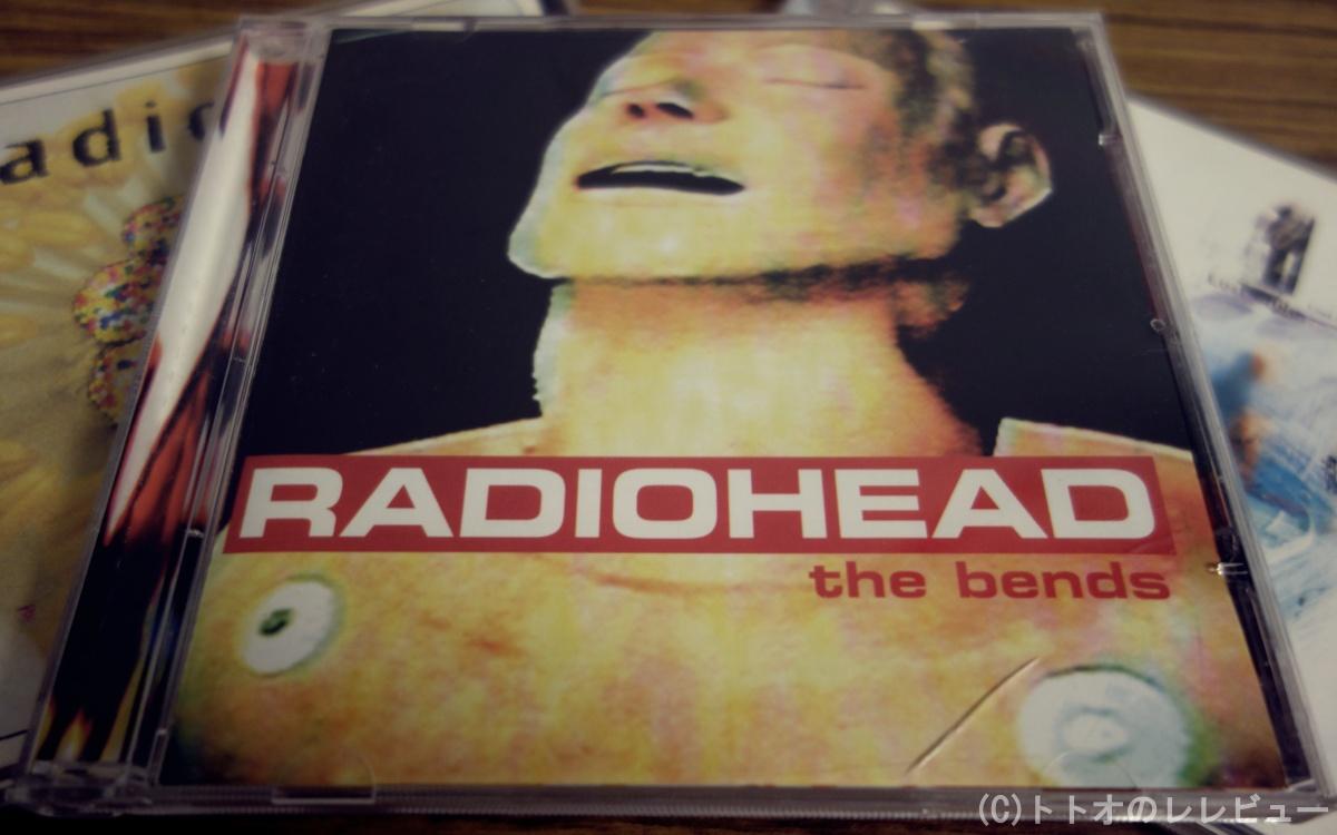 Radiohead The Bends 写真 ブログ